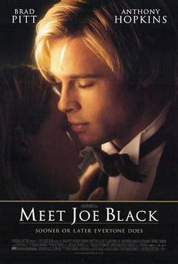 film fantasy romantis meet joe black wikipedia