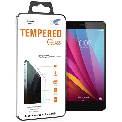 9h Tempered Glass Huawei Gr5 tempered glass screen protector huawei gr5 2015 honor 5x