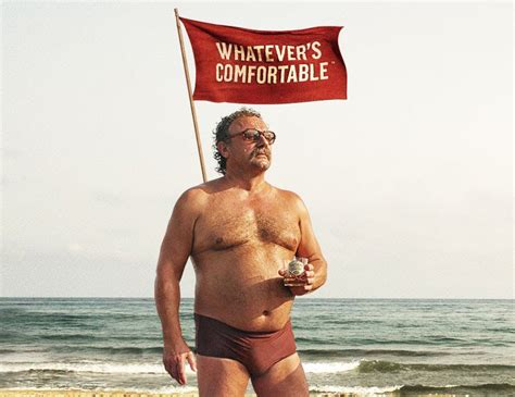the comfort guy southern comfort man on the beach is a boss with the walk