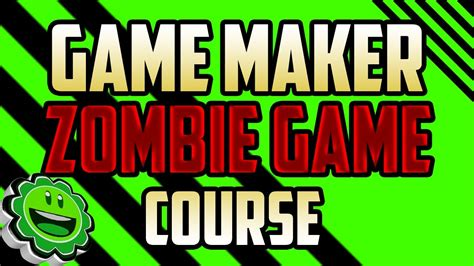 zombie tutorial game game maker course full zombie game tutorial youtube