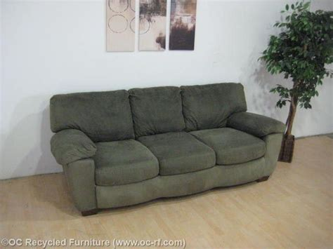 green microfiber sectional ashley furniture microfiber couch roselawnlutheran