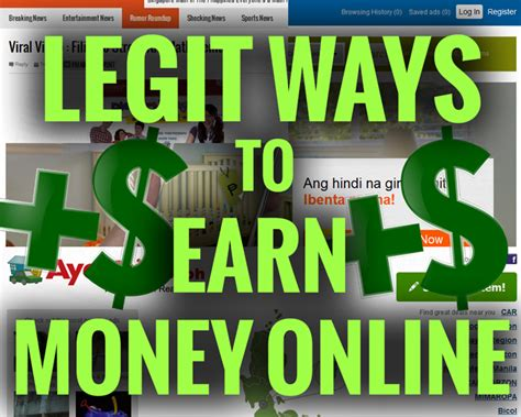 Legit Ways To Make Money Online Surveys - online jobs for kids legit way to earn money online