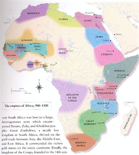 africa map 1500 the empires of africa 900 1500