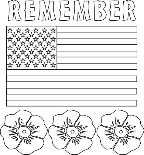 preschool coloring pages for memorial day 11 coloring pictures memorial day print color craft