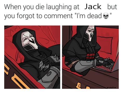 Overwatch Reaper Memes - meme lord reaper overwatch know your meme