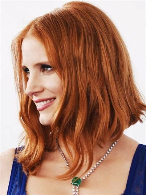 recent tv ads featuring asymmetrical female hairstyles 5 great hair products for ginger girls with short hair