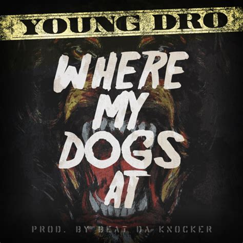 where my dogs at dro where my dogs at hiphop n more