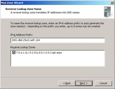 Ipv6 Lookup The Cable Dns Enhancements In Windows Server 2008