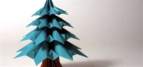 Project Origami - project origami trees 171 math craft