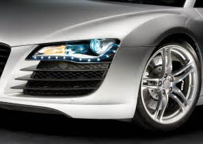 car lights audi light and design car design