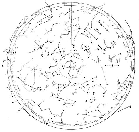 printable star map search results for constellation map printable