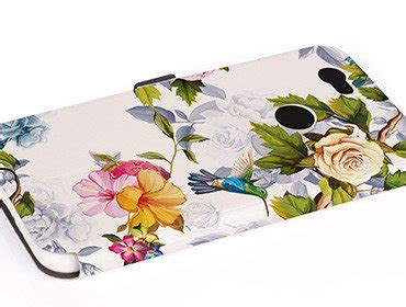 Matte Jelly J For Huawei P8 Lite modostyle flip cover aufdruck tasche fall huawei p8