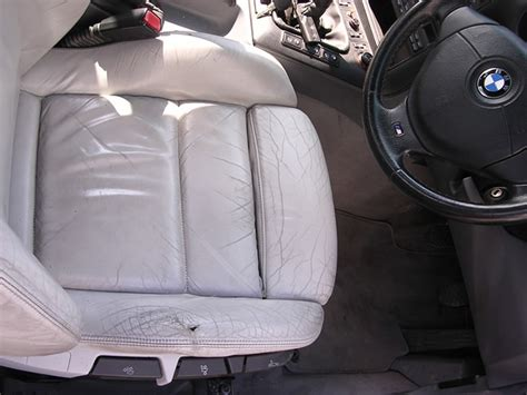 Interior Leather Repair by Leather Care Repair Essex Automotive Leather Repair