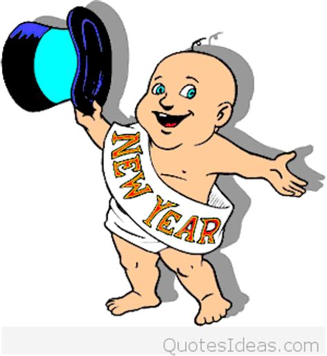 new year baby new year s baby clipart clipartsgram