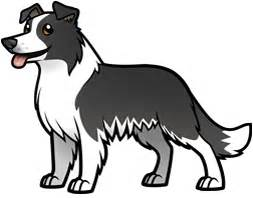 Exceptional American Bulldog Art #8: Border-collie2.png