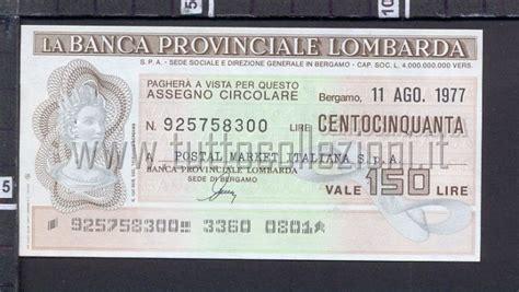 banca provinciale lombarda collezione di numismtica collection of coins