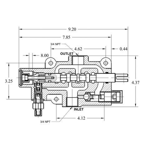 log splitter hydraulic valve diagram 3 way valve diagram get free image about wiring diagram
