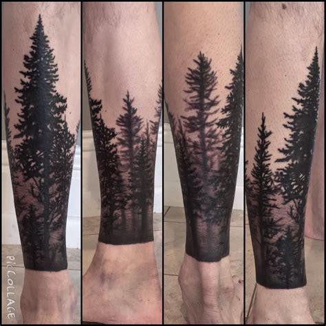 tattoo gallery pinterest treeline silhouette tattoo gallery of images skin art