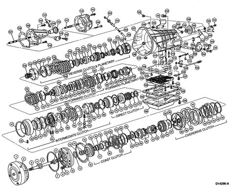 e40d transmission diagram wiring diagrams for ford overdrive transmission get free