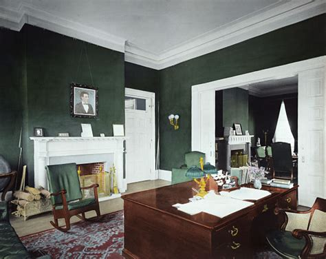 fdr oval office oval office history white house museum