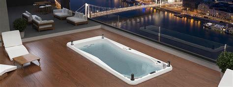 vasca nuoto controcorrente caraibi piscina nuoto controcorrente per il tuo giardino