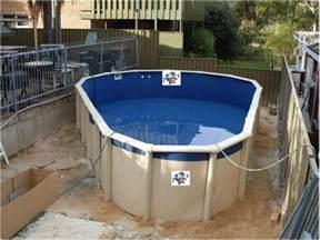 Above Ground Plunge Pool Swimming Pools Plunge Pool Above Ground Semi Inground