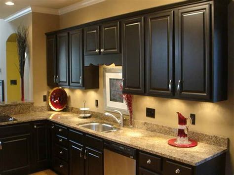 how to paint kitchen cabinets dark brown kitchen customization painted kitchen cabinets midcityeast