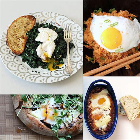easy egg recipes popsugar food