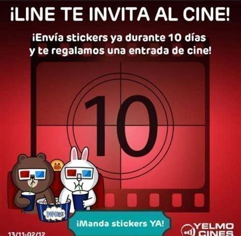 entradas gratis cinesa line te regala 1 entrada gratis para yelmo cines regalos