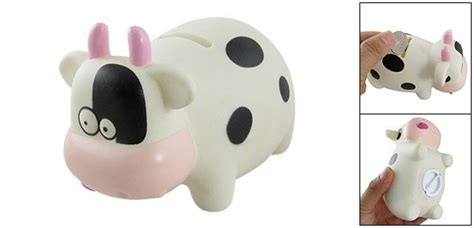 cow money bank cow piggy bank holy cow it s a bank