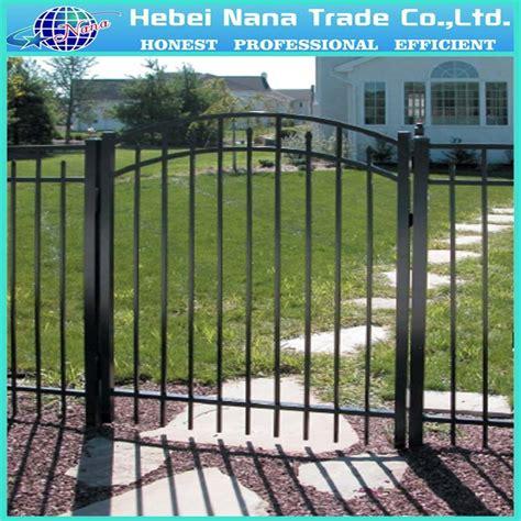 backyard gates for sale back yard iron gate for sale tubular gate design buy