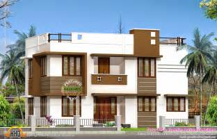 Low Budget House Plans Low Budget Double Storied House Kerala Home Design And