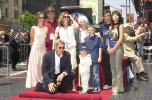 harrison ford and family stock editorial photo 169 s