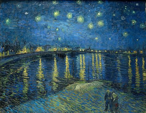 starry night file starry night over the rhone jpg