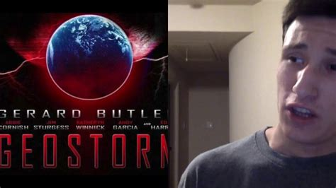 film geostorm rating geostorm trailer 1 review youtube