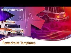 Ambulance Powerpoint Template by Ambulance Powerpoint Template Backgrounds