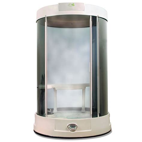 aromasteam portable steam sauna the green