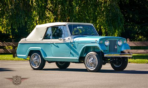 1967 Jeep Commando 1967 Jeepster Commando Rb Collection
