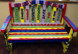 buddy bench for schools green farms elementary school christian s buddy