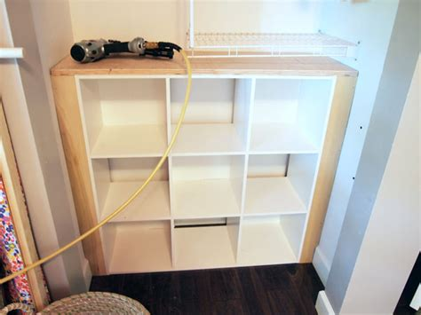Diy Closet Makeover by Diy Custom Closet Makeover
