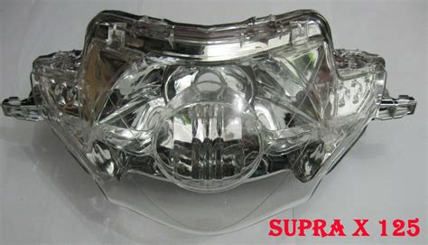 Karet Footstep Supra X 125 lu depan supra x 125 category lu depan narita nitto motor accessories spare part