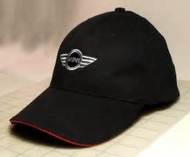 Mini Cooper Hat Official Mini Cooper Hat Cap With Wings Embroidered Logo