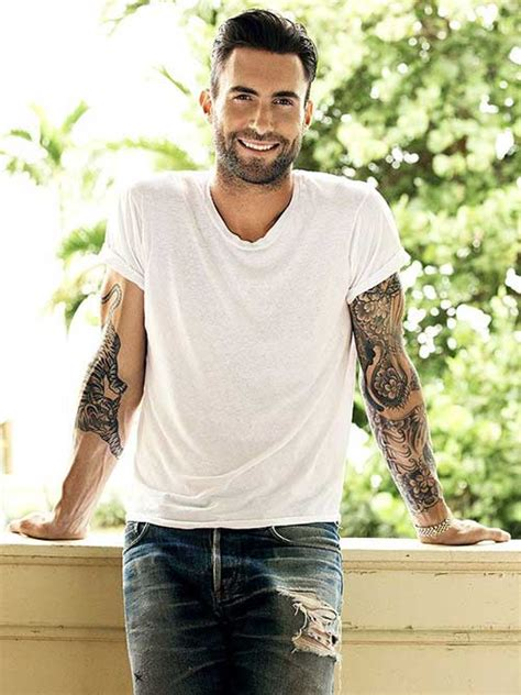 20 Adam Levine Hair 2014   2015   Mens Hairstyles 2017