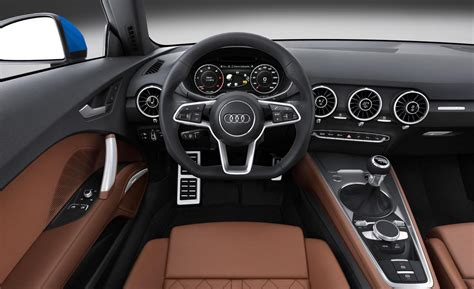 Audi Interieur by Car And Driver