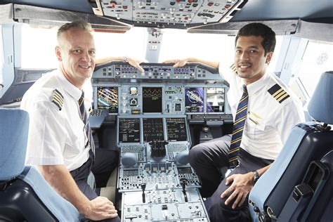 cabina di pilotaggio airbus a380 360 cockpit airbus a380 emirates