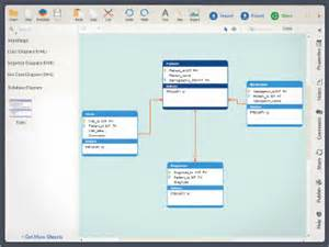 Layout Creator Online create database designs online for easy visualisation