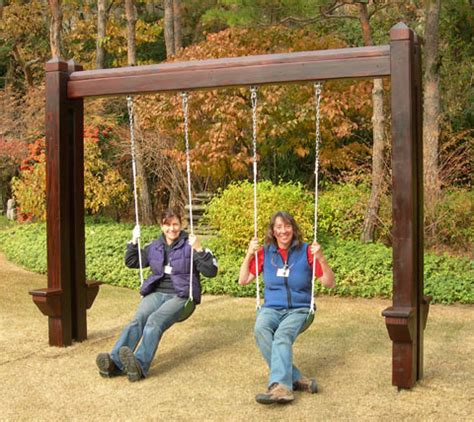 two swing barbara butler play structure slide show extraordinary