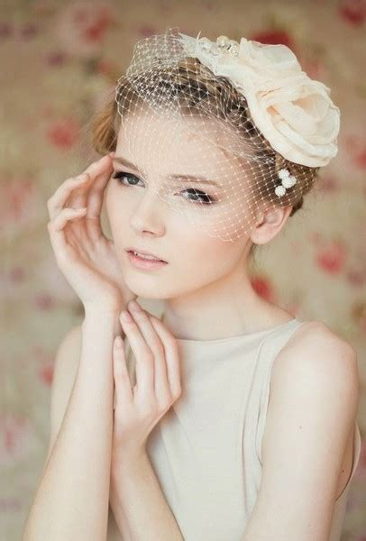 wedding hair with small veil 23 hairstyles for weddings hairstyle