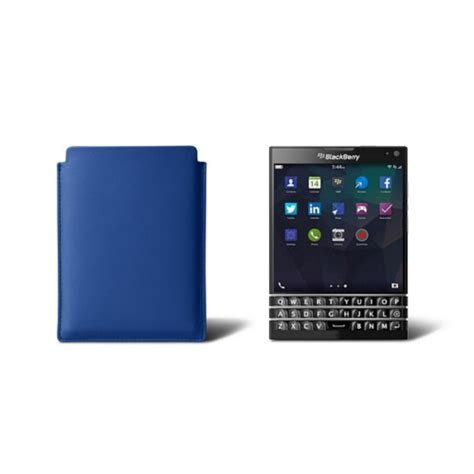 Max Compact Protective For Blackberry Passport Light Brown leather cases for smartphones and tablets