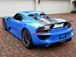 Porsche 918 Spyder For Sale Porsche 918 Spyder For Sale 2 Images For Sale Voodoo